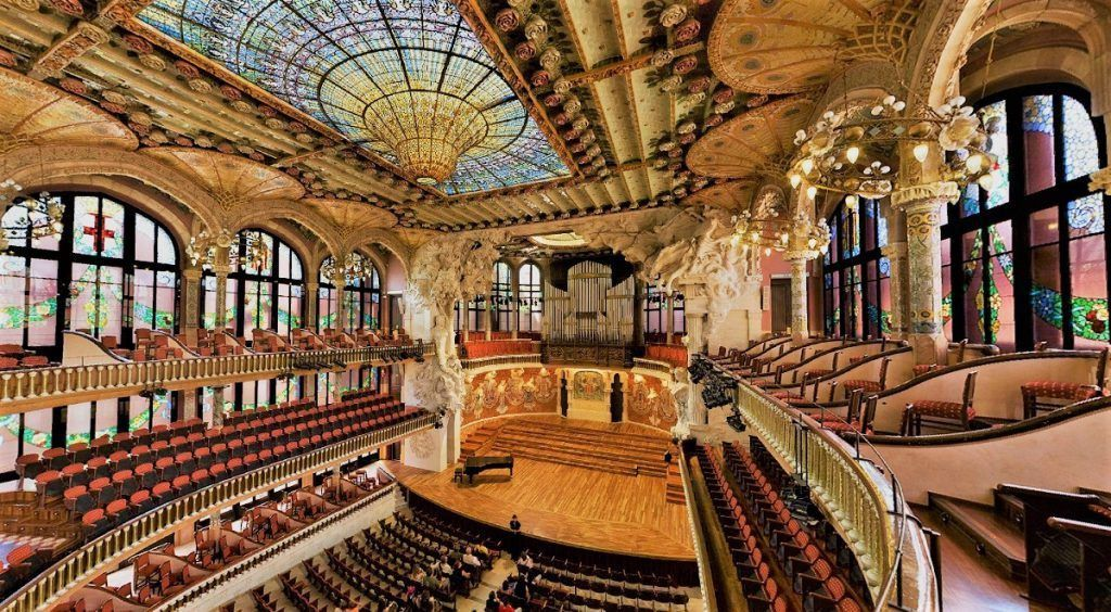 Palau de la Música Catalana, things to do in Barcelona