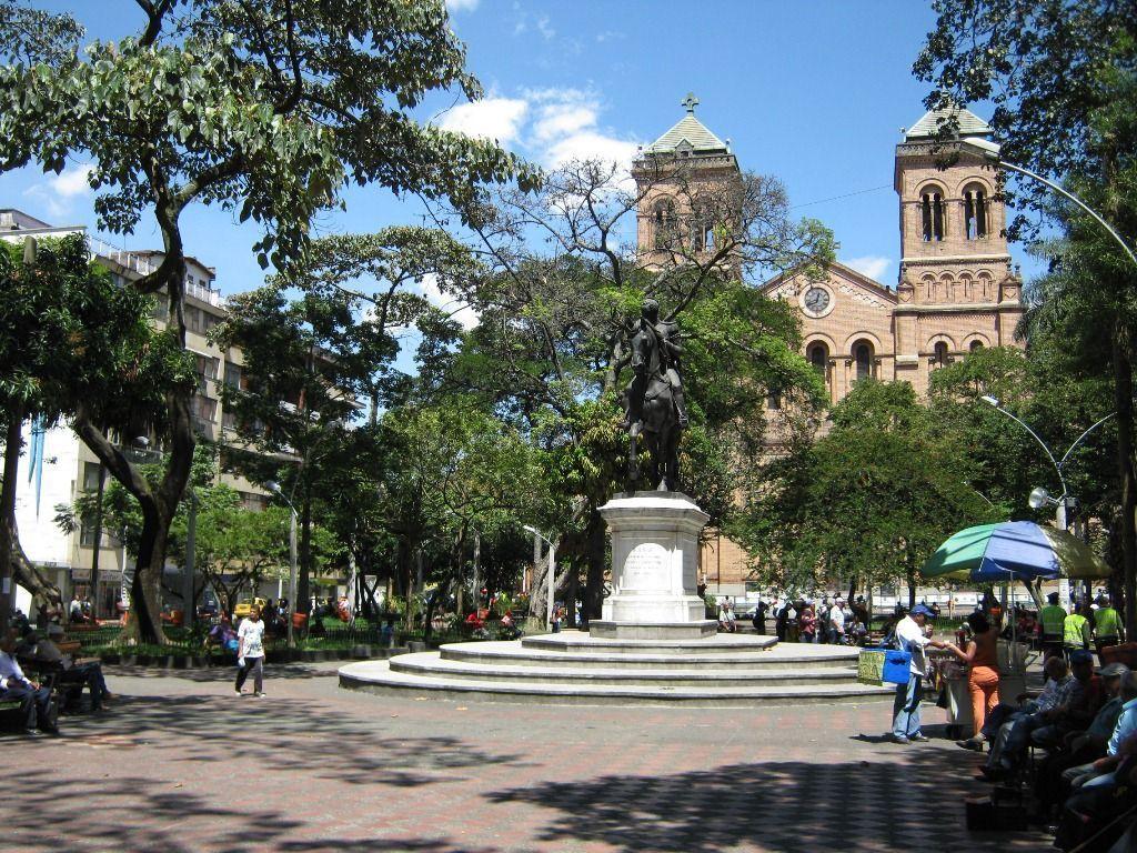 Parque de Bolívar, Medellín