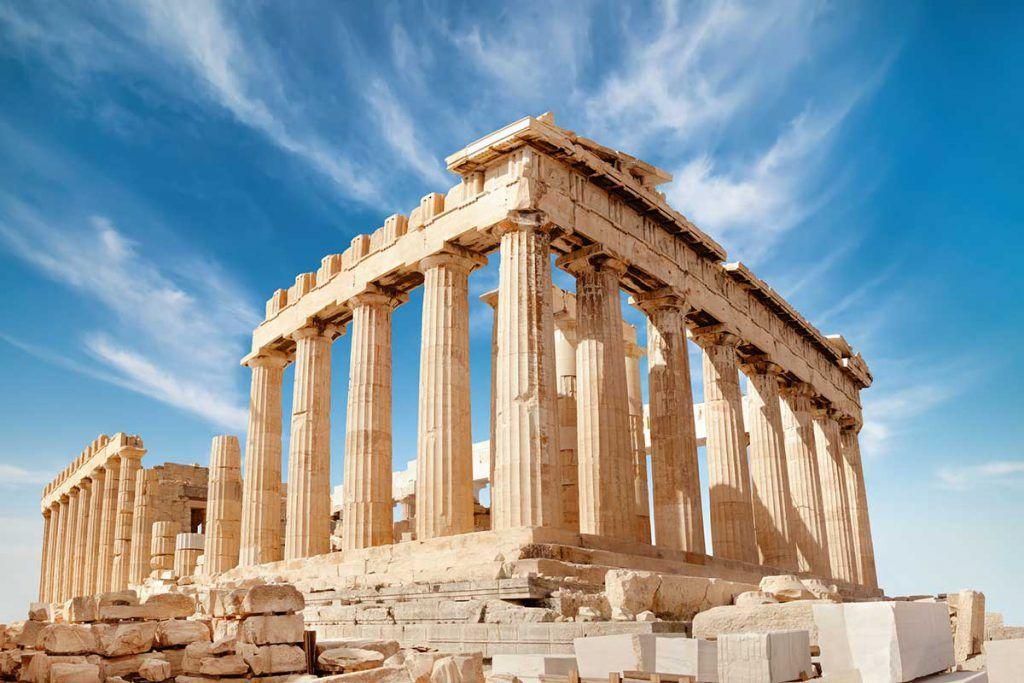 Partenon (Parthenon), Atenas