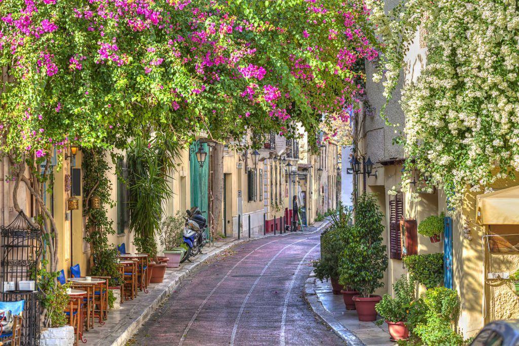 Plaka, Atenas