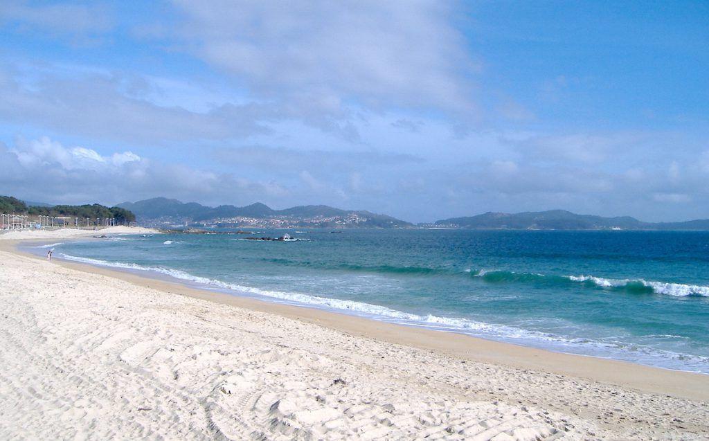 Playa del Samil, Vigo