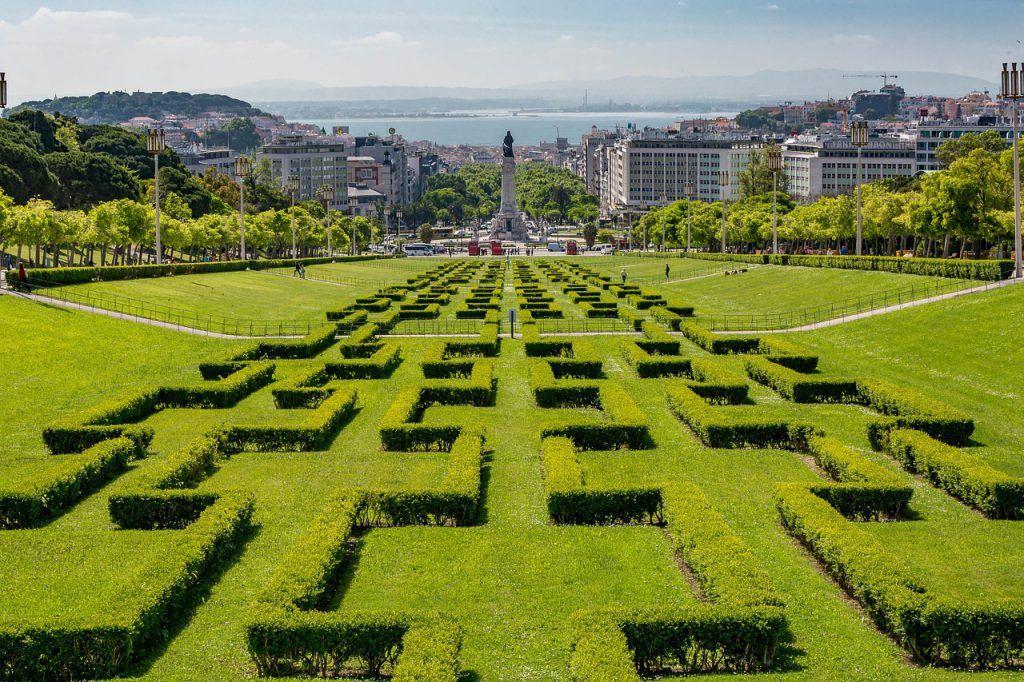 Plaza Marqués de Pombal, Lisboa