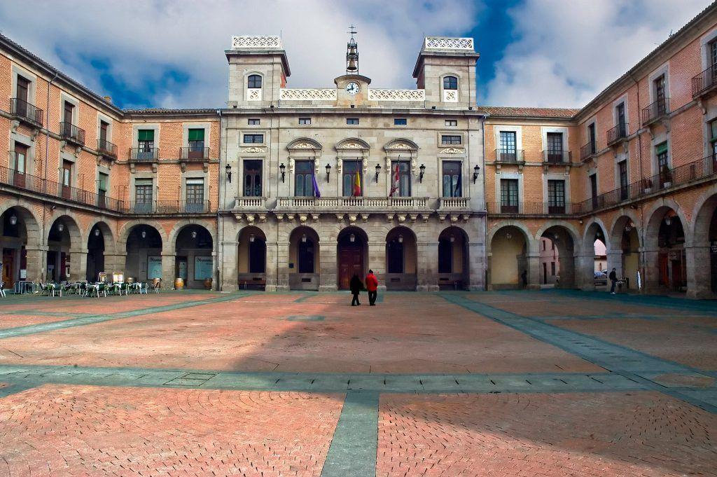 Plaza del Mercado Chico, Ávila
