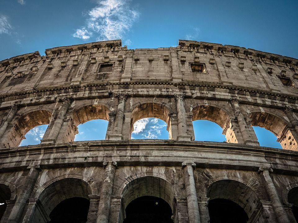 Top lugares imprescindibles que ver en Roma, El Coliseo