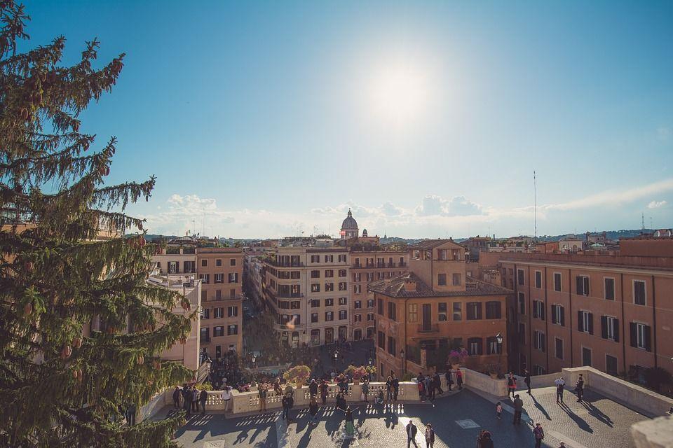¿Qué hacer en la Plaza de España, Roma?