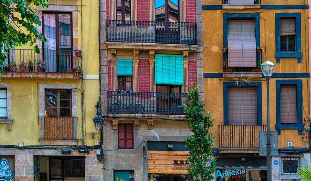Raval neighborhood, Barcelona