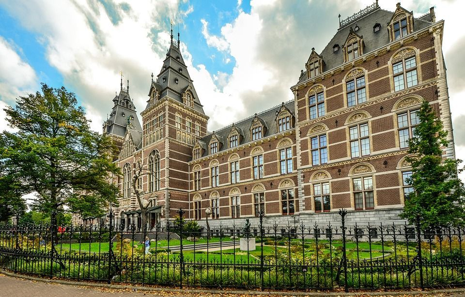 Take a trip back in time to the Rijksmuseum, Amsterdam