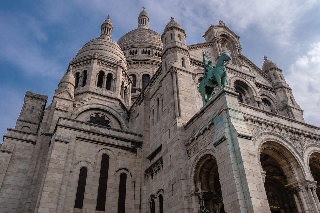 Basílica Sacré Coeur, París