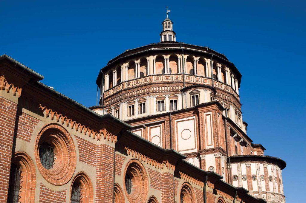 Santa Maria delle Grazie, Milán