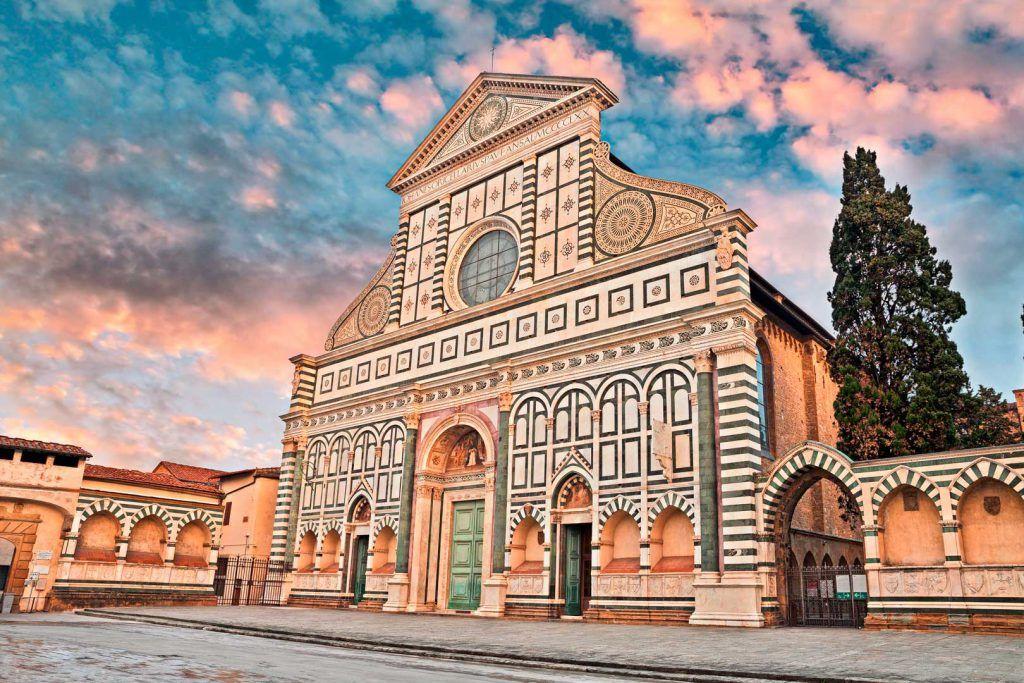 Santa María Novella, Florencia