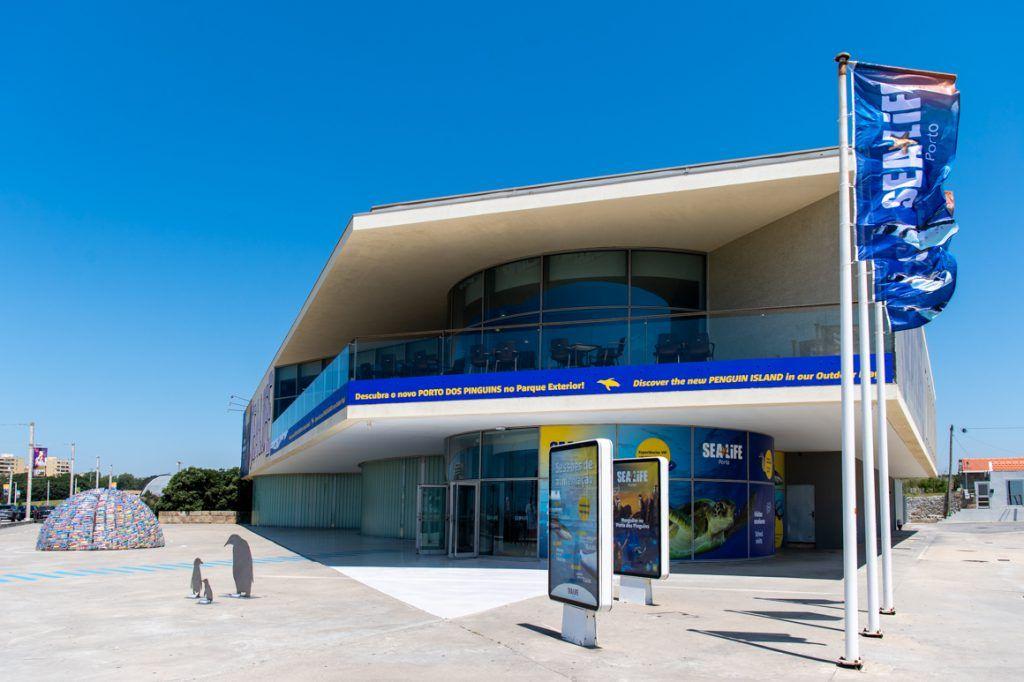 Sea Life Oporto