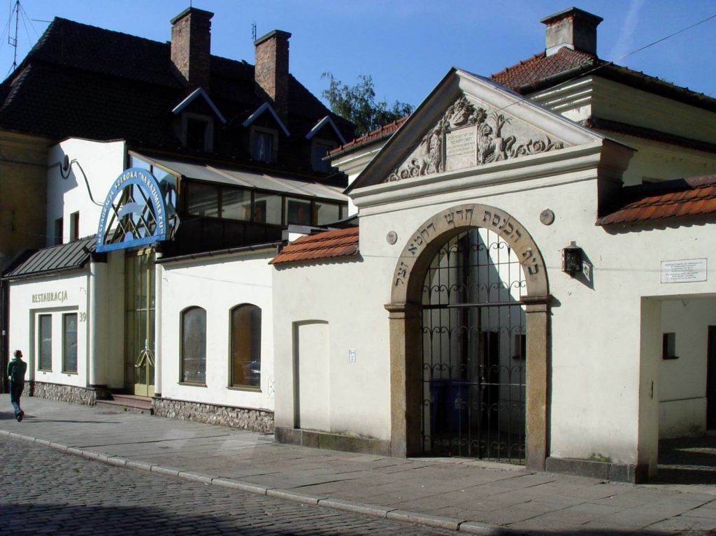 Sinagoga Remuh, Cracovia