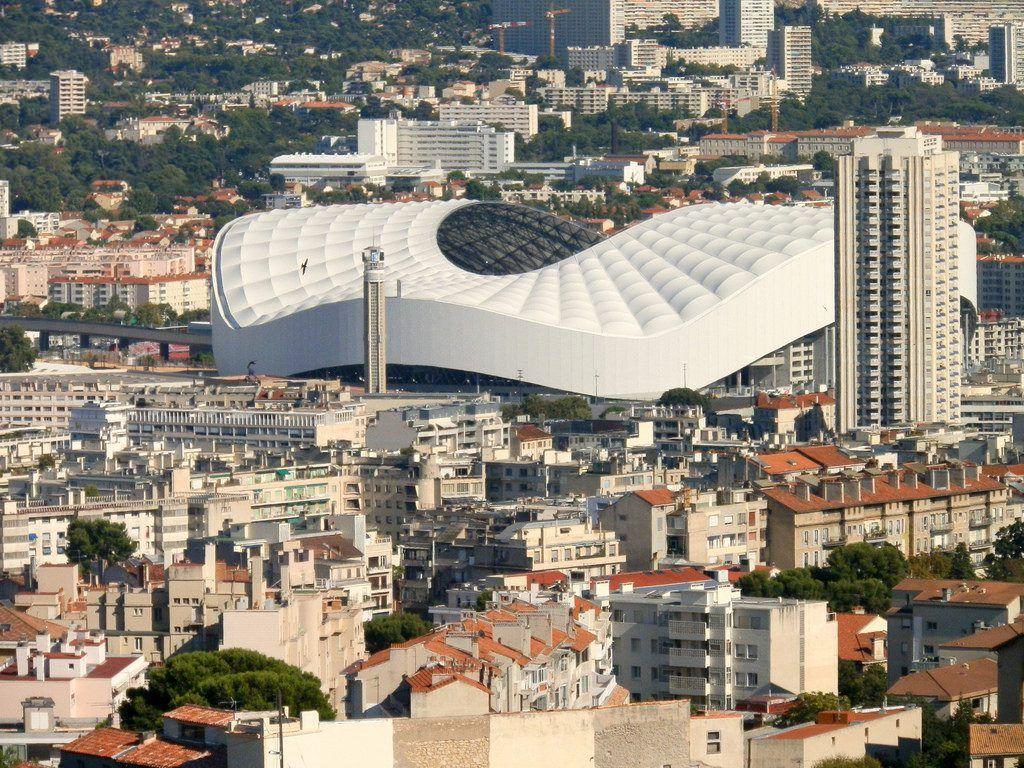Stade Vélodrome, Marsella