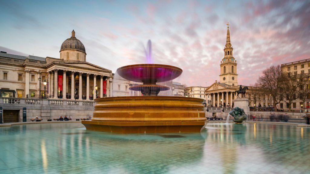 Trafalgar Square, qué hacer en esta plaza