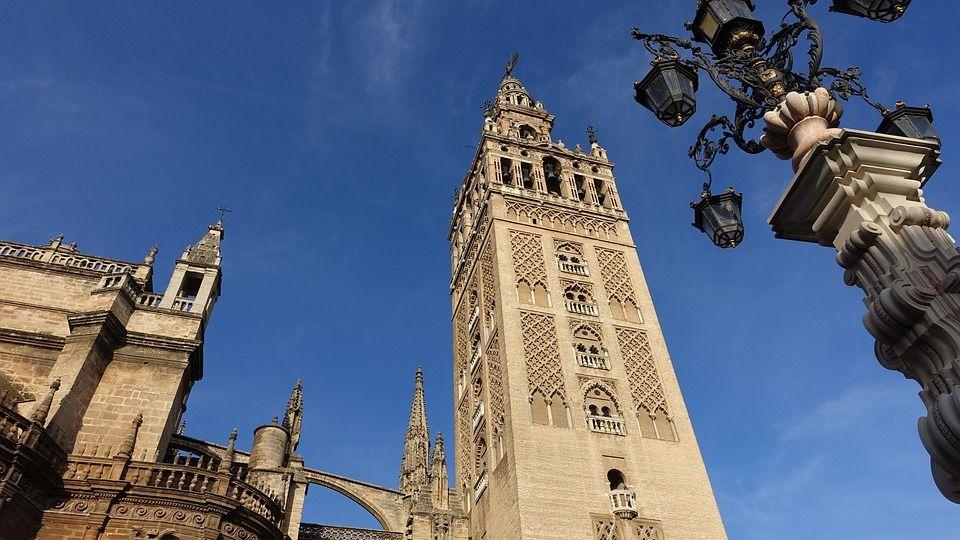 Visita guiada de La Giralda, Sevilla