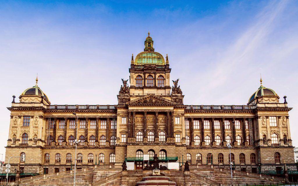 Qué ver y hacer en el Museo Nacional de Praga