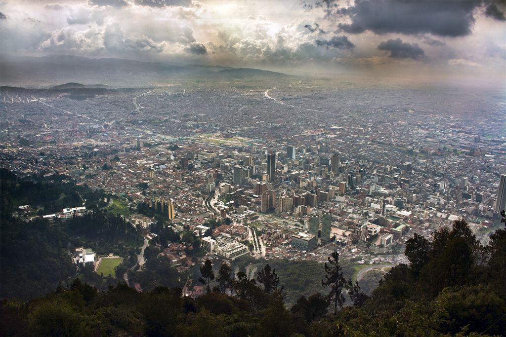 Zona T, Bogotá