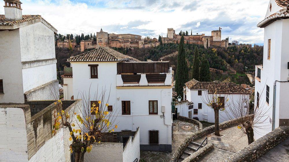 barrio del Albaicín, Granada