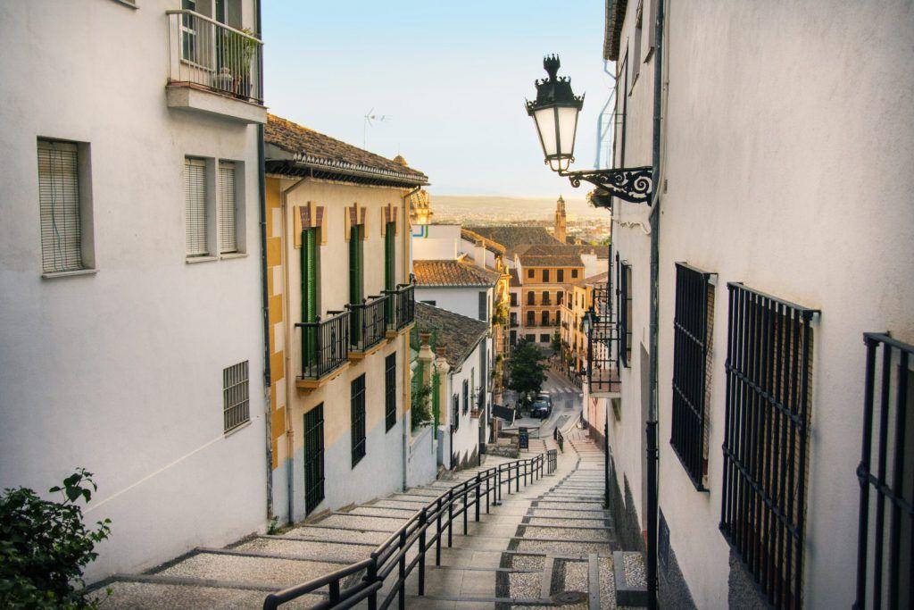 El Realejo (barrio judío de Granada)