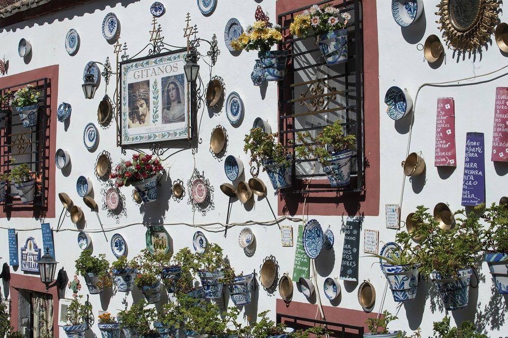 barrio Sacramonte y sus miradores