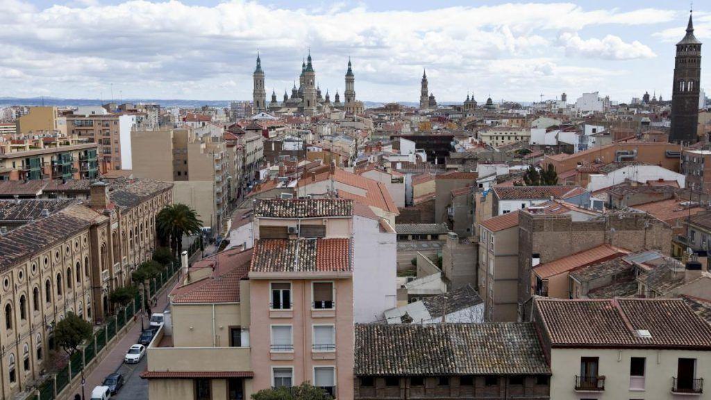 Barrio San Pablo, Zaragoza