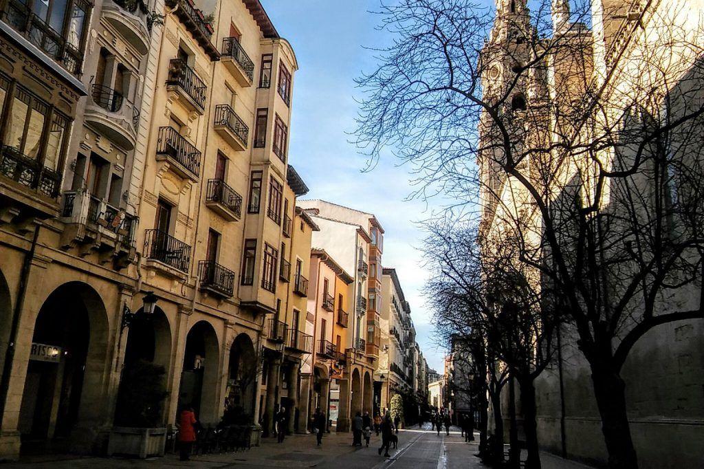 Calle Portales, Logroño