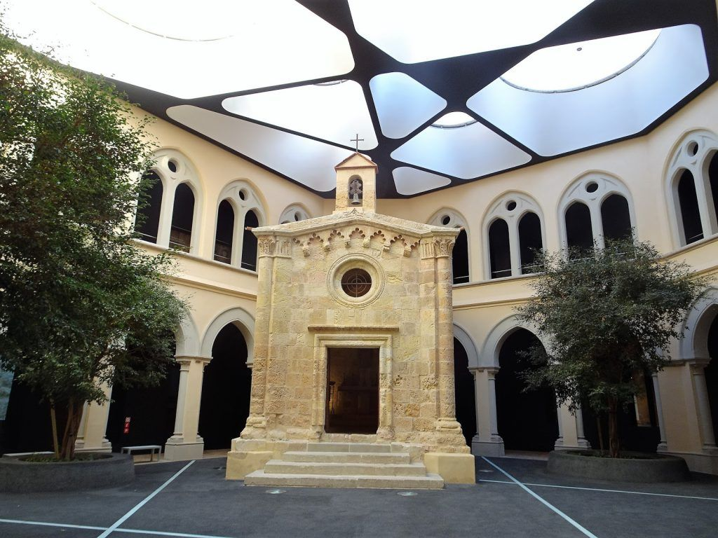 Seminario y Capilla de Sant Pau, Tarragona