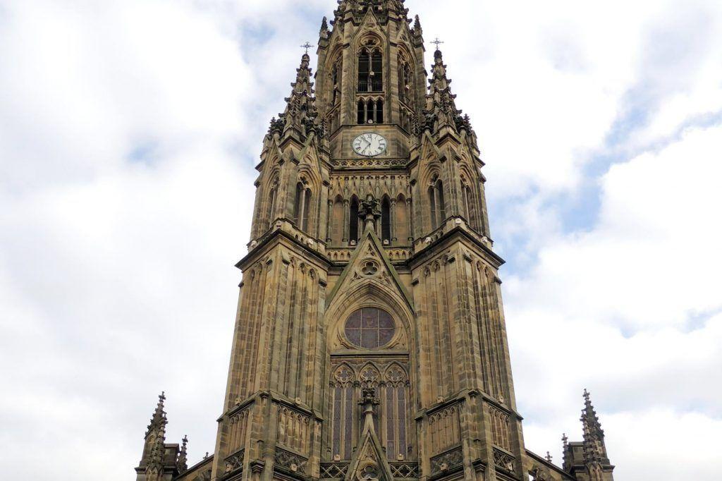 Catedral del Buen Pastor, Donostia-San Sebastián