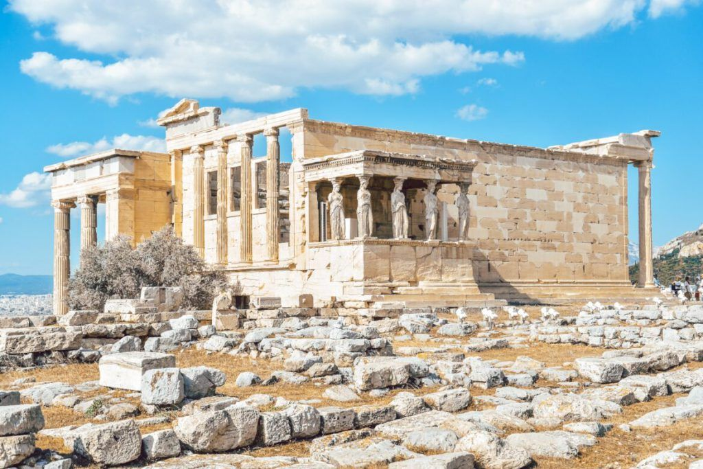 ¿Cómo llegar a Atenas?