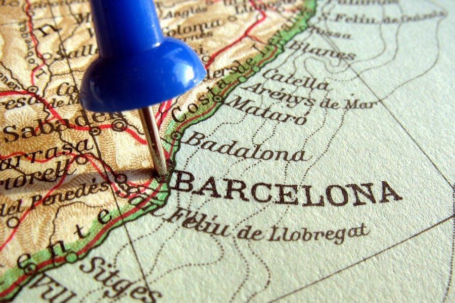 ¿Cómo llegar a Barcelona?