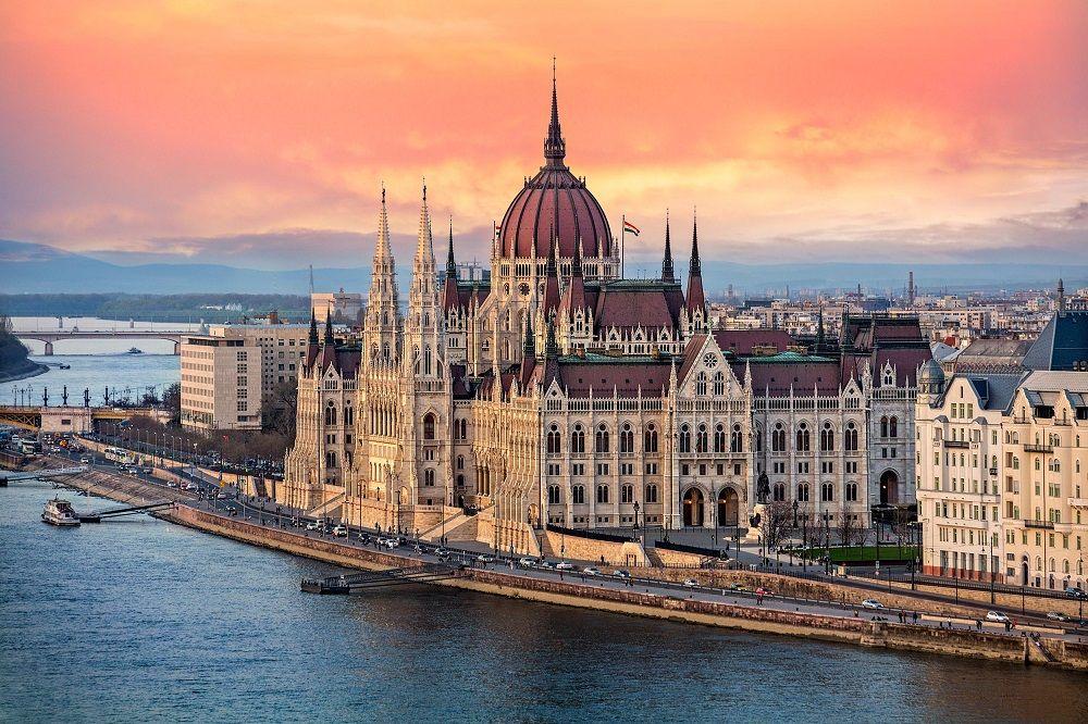 ¿Cómo llegar a Budapest?