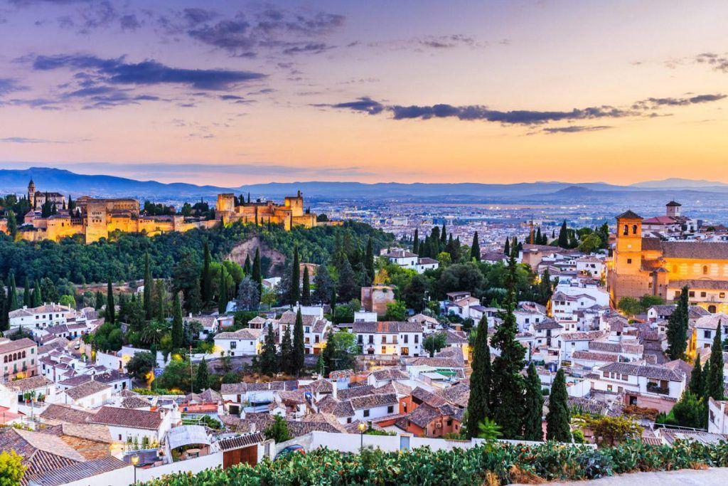 ¿Cómo llegar a Granada?