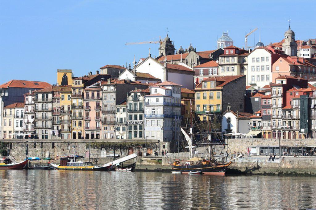 ¿Cómo llegar a Oporto?