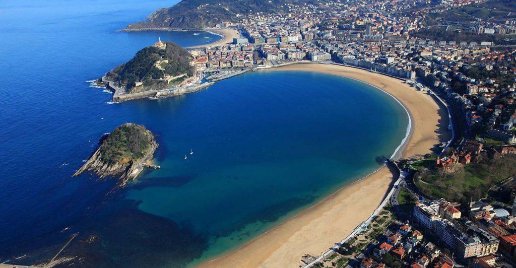 ¿Cómo llegar a Donostia-San Sebastián?