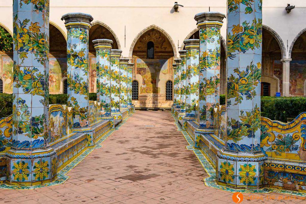 Basílica y el Convento de Santa Clara, Nápoles