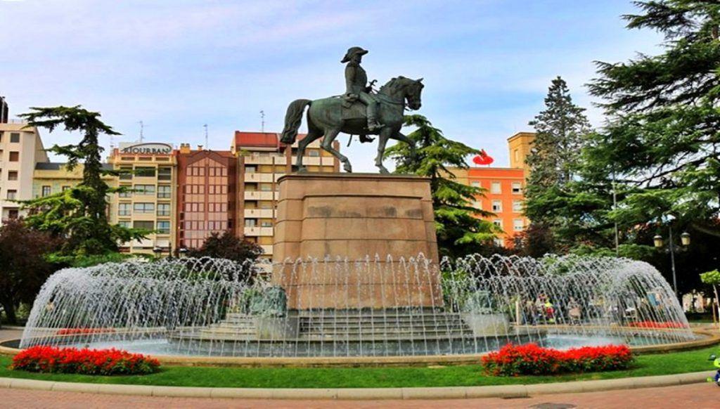 Monumento a Espartero, Logroño