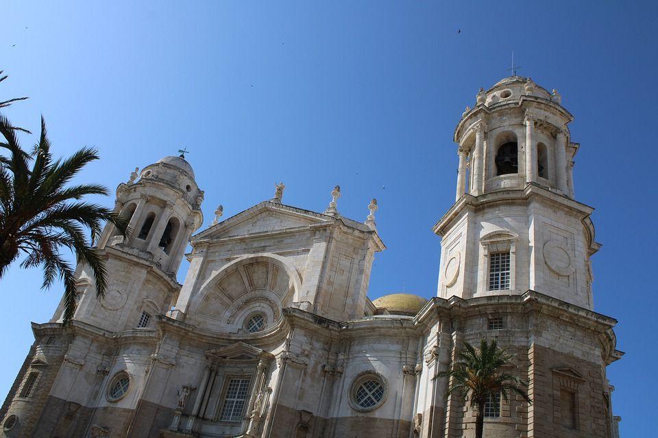 Variedad de estilos arquitectónicos en la catedral