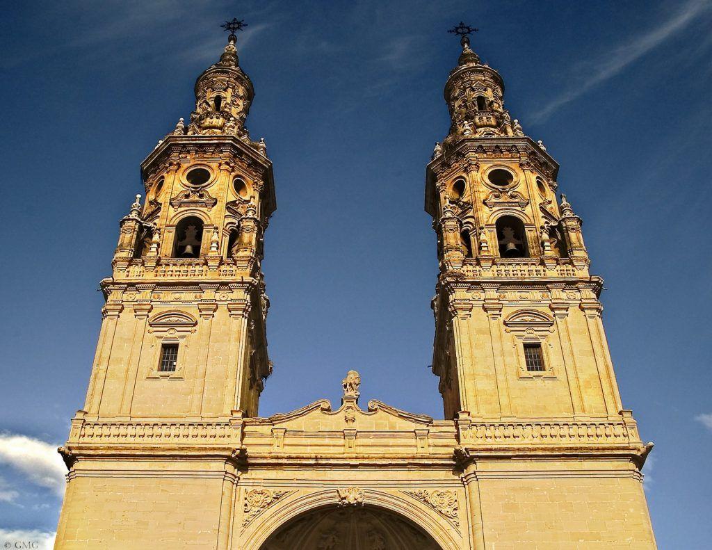 Fachada Concatedral de Santa María de la Redonda