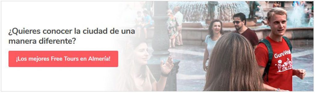 los mejores free tours en Almeria en español