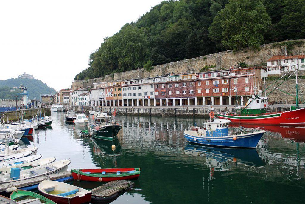 Historia del puerto Donosti
