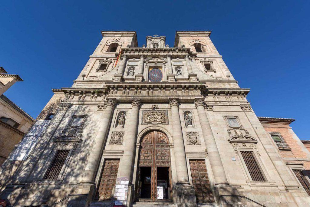 Iglesia de los Jesuitas (San Idelfonso) de Toledo