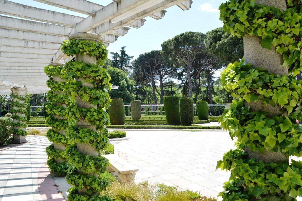 Jardines de Cecilio Rodríguez, El Retiro, Madrid