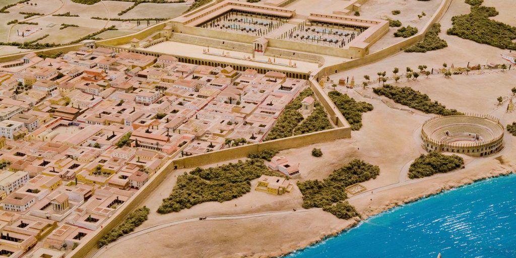 Maqueta de Tarraco, Tarragona