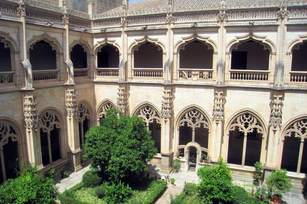 Monasterio franciscano de San Juan de los Reyes, Toledo
