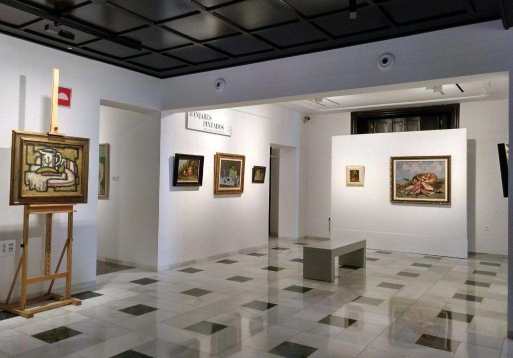Museo Arte Doña Pakyta, Almería