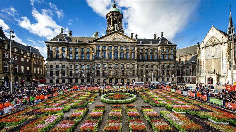 Palacio Real, Ámsterdam