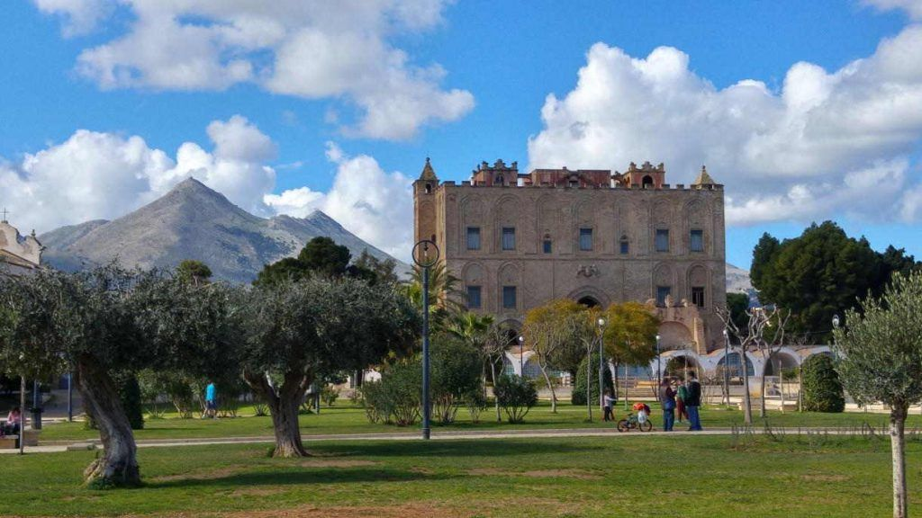 Palacio de Zisa, Palermo