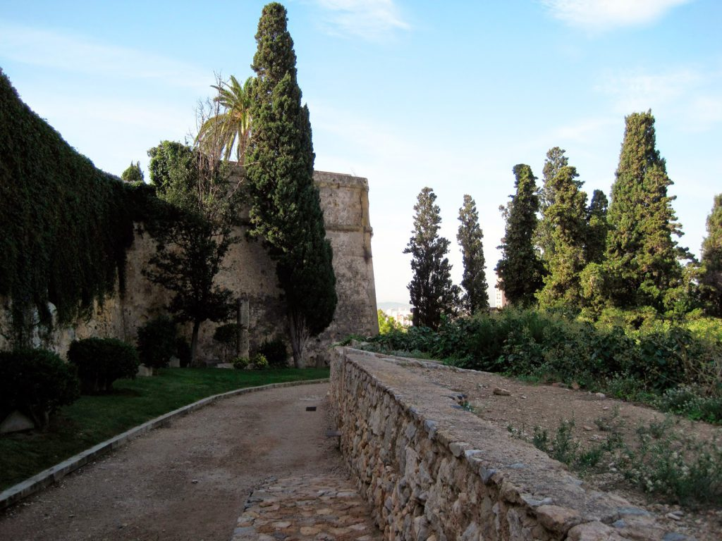 Paseo Arqueológico (Passeig Arqueologic) Tarragona