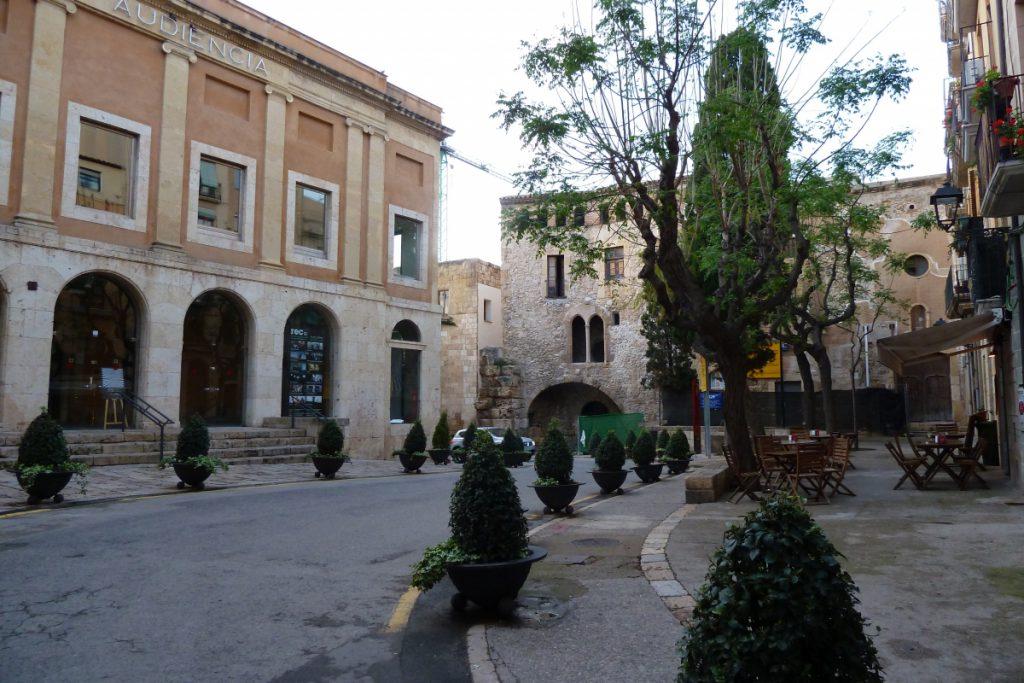 Plaça del Pallol, Tarragona
