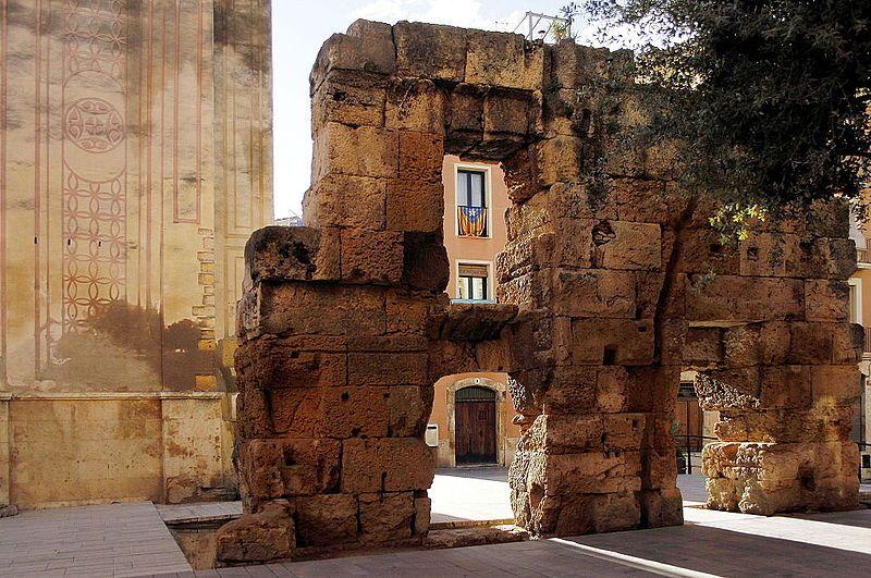 Plaça del Fòrum, Tarragona